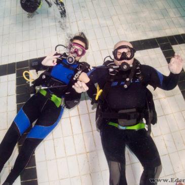 25.05.2019 – Sobotni relaks nurkując na basenie :)