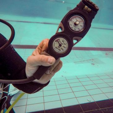 28.08.2019 – Wieczorny basen podstawowego kursu nurkowania OWD
