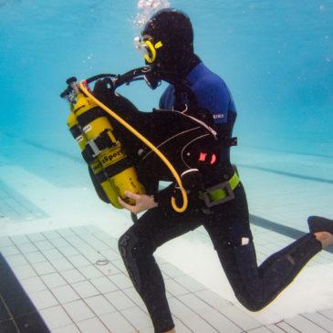 30.08.2019 – Ćwiczenia basenowe kursu OWD