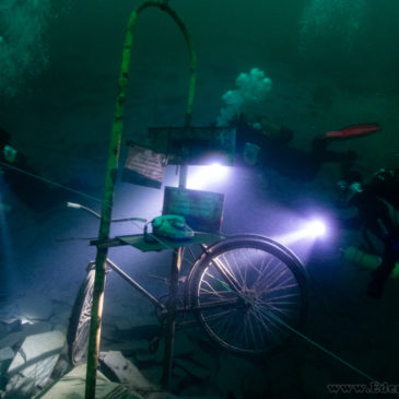 1.10.2019 – Nurkowanie głębokie w kamieniołomie Svobodne Hermanice