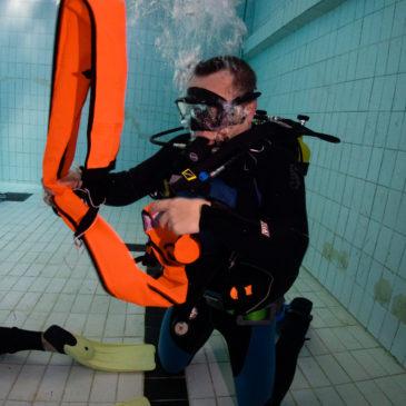 1.12.2019 – AOWD – doskonalenie zaawansowanych technik nurkowania