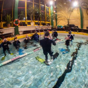 28.12.2019 – Zdjęcia z basenu kursu podstawowego.