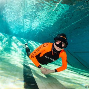 9.02.2020 – Zajęcia basenowe kursu freedivingu