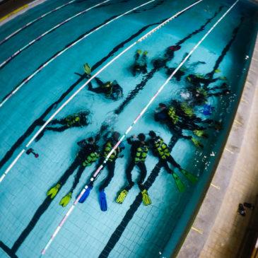 8.03.2020 – Basen podstawowego kursu nurkowania