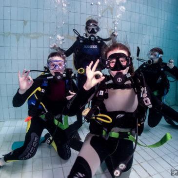 1.03.2020 – Zdjęcia z podstawowego kursu nurkowania