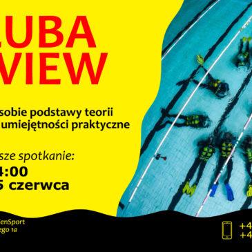 25.06.2020 – Scuba review – Odśwież swoje umiejętności nurkowe!
