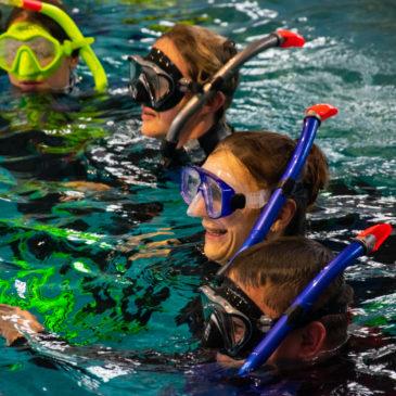 29.06.2020 – Pierwsze zajęcia basenowe kursu nurkowania :)