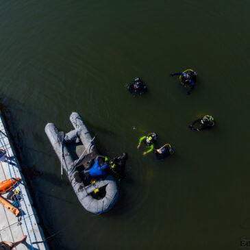 12.09.2020 – Rescue Diver – ćwiczenia z ratownictwa nurkowego