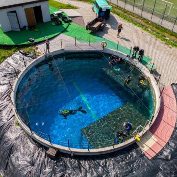 13.09.2020 – Zbiorniki nurkowe – kurs podstawowy nurkowania