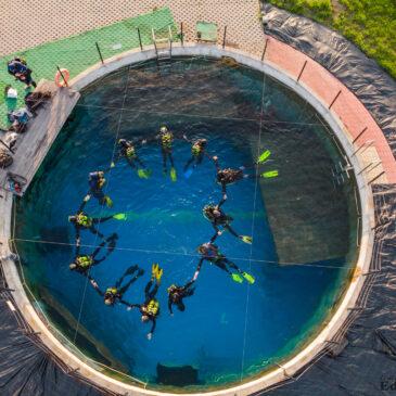 14.09.2020 – Basenowe zajęcia kursu podstawowego na zbiornikach