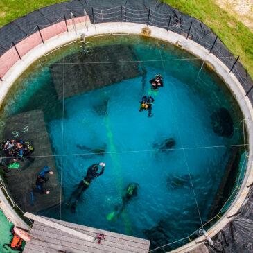 20.09.2020 – Basenowe zajęcia na zbiornikach nurkowych