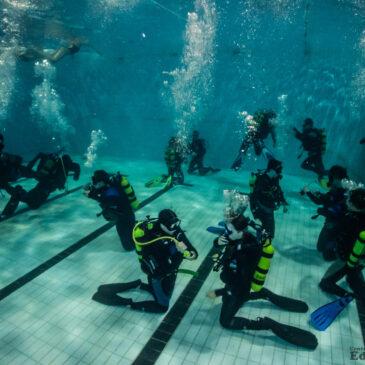 16.10.2020 – Basenowe zajęcia szkolenia podstawowego