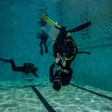 23.10.2020 – Klubowe warsztaty nurkowania na basenie