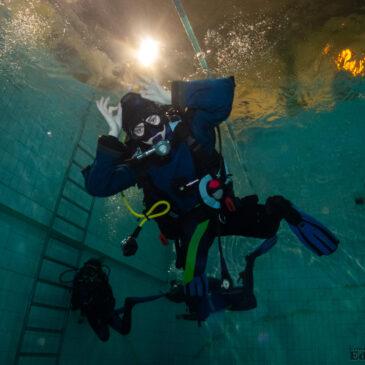 11.12.2020 – Klubowe warsztaty nurkowania na basenie