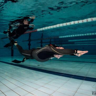 22.12.2020 – Sportowy trening freedivingu