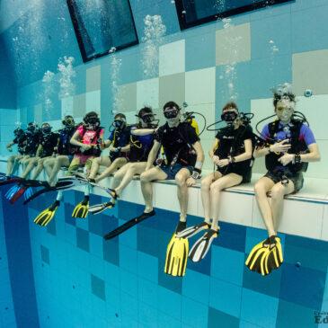Najgłębszy basen na świecie DeepSpot z EdenSport