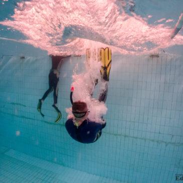 18.08.2021 – Basenowe zajęcia podstawowego kursu nurkowania