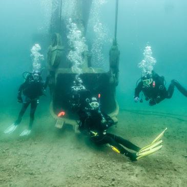 14.03.2019 – Advanced Open Water Diver (AOWD) – Rozpoczęcie