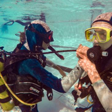 3.03.2020 – Twoje dziecko może nurkować jak profesjonalista! Junior OWD :)