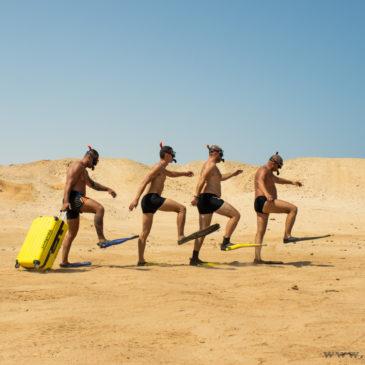 Szukamy wody na pustyni :D