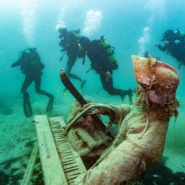 25.10.2020 – Kursowo-klubowe nurkowanie na koparkach