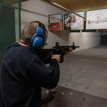 6.03.2021 – Szkolenie EdenSport z podstaw obsługi broni palnej
