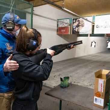 EdenSport w GUN CLUB Bielsko-Biała