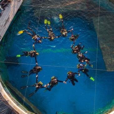 Podstawowy kurs nurkowania w EdenSport
